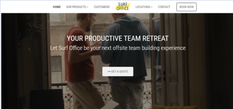 La coworkation : travailler au paradis