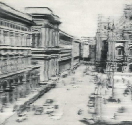gerhard-richter,painting,photo-painting,building