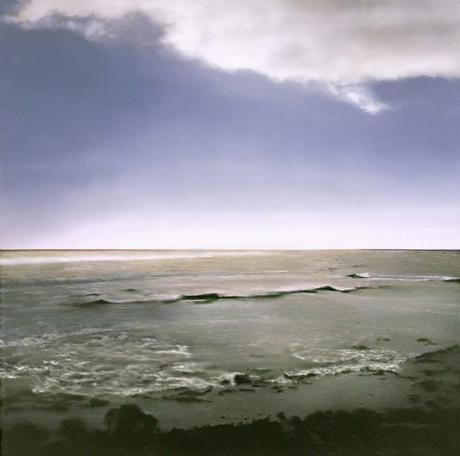 gerhard-richter,painting,hoto-painting,seascape