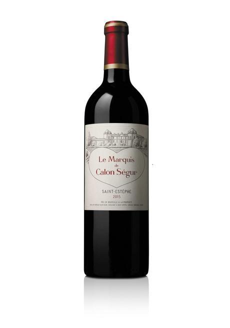 Marquis de Calon Ségur 2015 : un vin racé et équilibré