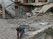 verger Damas sous bombes