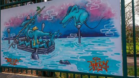 Malakoff et le Street-Art