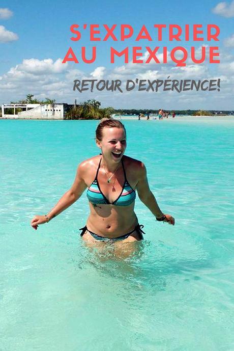 Vivre au Mexique: l'expérience d'une Belge à Playa del Carmen