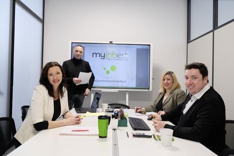 Le groupe Myjobest continue son développement en ouvrant son cabinet de recrutement au Luxembourg