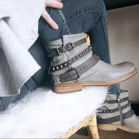 Comme Cendryion, j'ai trouvé chaussure à mon pied pour l'hiver.