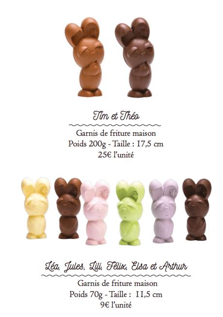 Ladurée présente sa nouvelle collection de Pâques haute en couleurs !