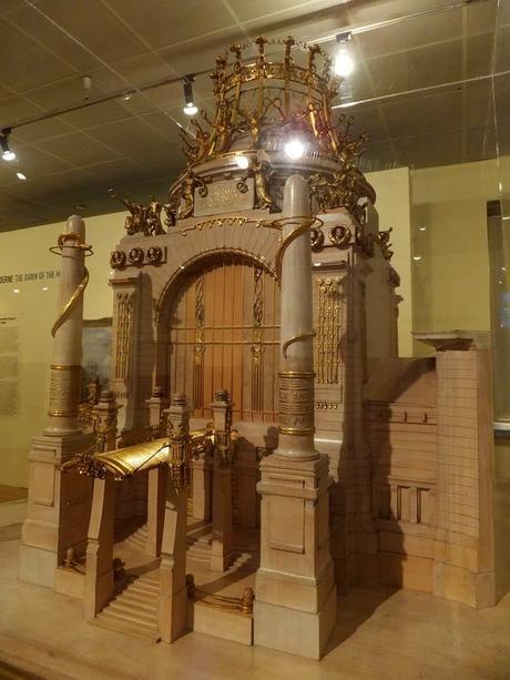 Vienne Wien art nouveau sécession musée museum otto wagner