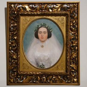 Vienne Wien art nouveau sécession belvédère château gustav klimt marie kerner as a bride