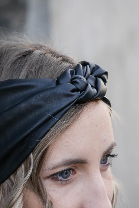 Mon headband Entrenoue