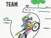 Rando motos quads Razorback team Gaujac (47), avril 2018