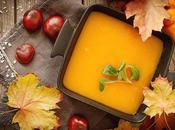 Soupe potiron, marrons, oignons (Recette Companion)