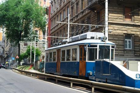 trieste tram 2 opicina
