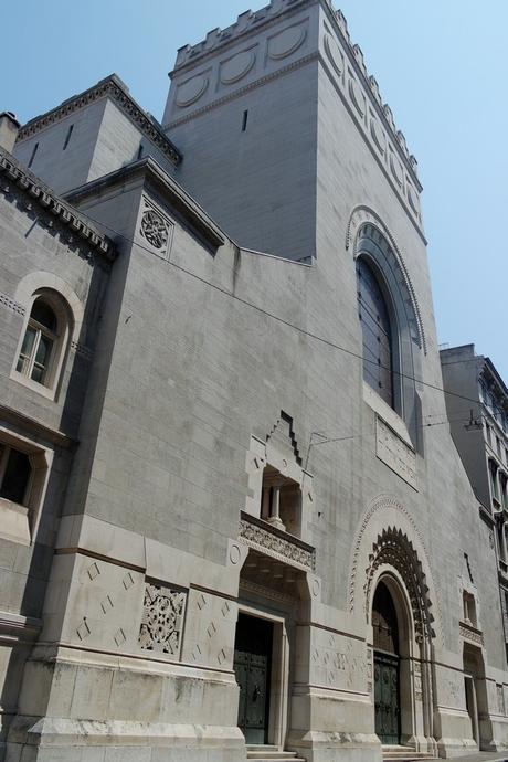 trieste synagogue