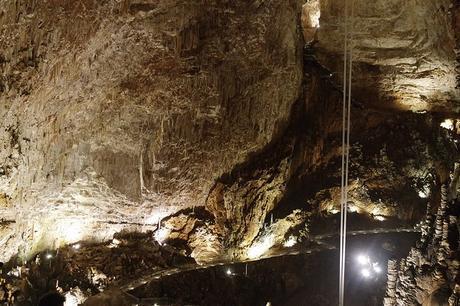 trieste grotta gigante grotte