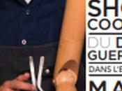 show Cooking chef Diego Guerrero dans l'Exposition Made Spain, mode au-dela frontières