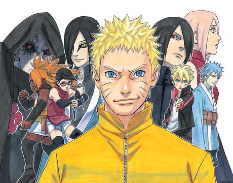 Shueisha confirme que le nouveau manga de Masashi KISHIMOTO (Naruto) sera une série