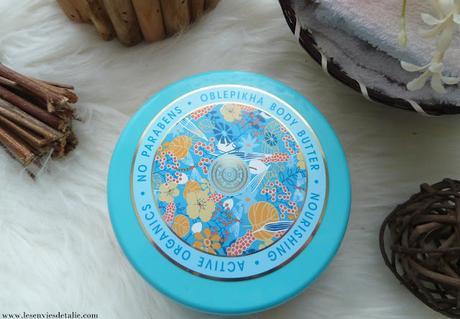 Gros coup de coeur pour le Beurre Corporel à l'Argousier Natura Siberica