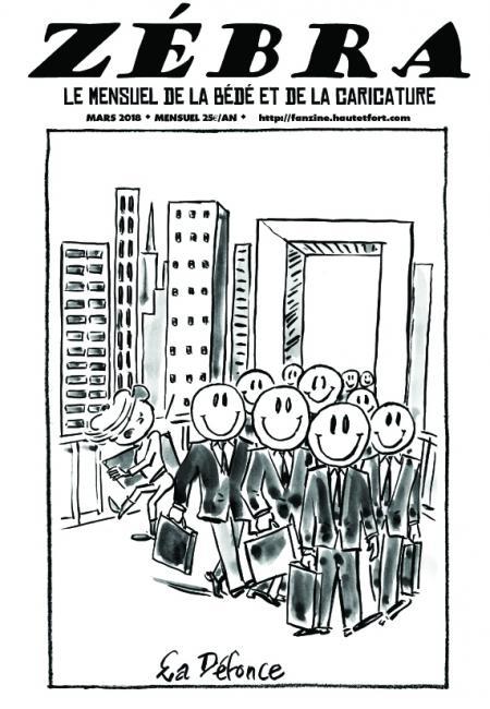 webzine,bd,gratuit,zébra,fanzine,bande-dessinée,pdf,mensuel,caricature,énigmatique lb,lola,strip,waner,zombi,adéka,2018,dessin,presse,satirique