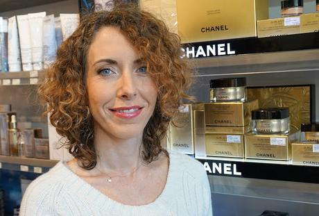 Maquillage Chanel avec le Teint Ultra