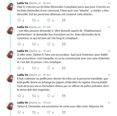 [Thread] Macron, les détenus et le droit de vote