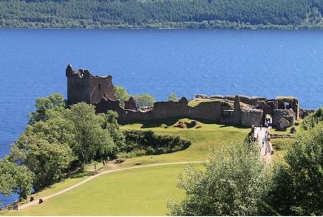 château historique d'Urquhart