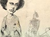 Louis Lohengrin: caricature Tomassich dans Floh juillet 1871