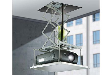 Kindermann Pro : des ascenseurs pour vidéoprojecteurs jusqu'à 50 kg