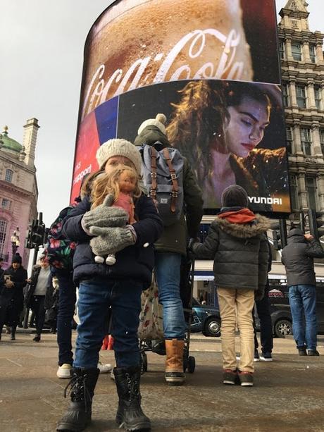 Londres avec les enfants