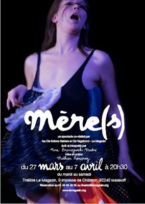 Mère(s), une pièce originale au Théâtre Le Magasin à Malakoff