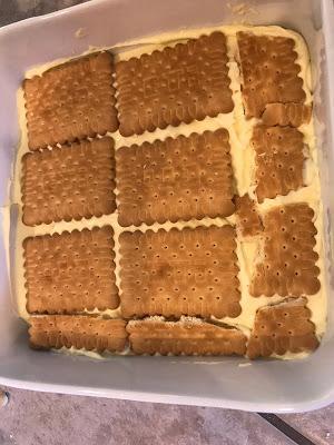 Gâteau au Petit Beurre sans Cuisson  ou Icebox Cake
