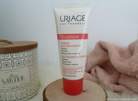 SOS peaux sensibles à rougeurs - gamme Roséliane Uriage
