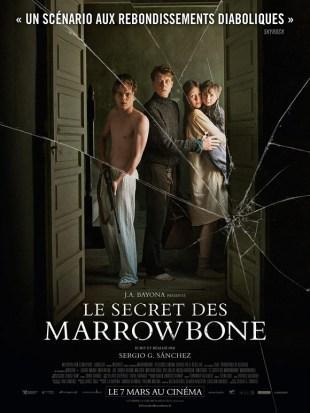 [Critique] LE SECRET DES MARROWBONE