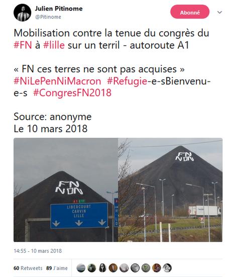 le #FN n'est pas du tout d'extrême-droite. Démonstration ici #congresFN2018