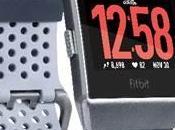Nouvelle montre connectée Fitbit Ionic collaboration avec Adidas