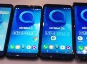 2018 Alcatel propose très large gamme smartphones 18:9