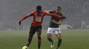 Rennes et Saint-Etienne se neutralisent