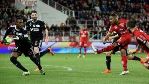 Match nul entre Dijon et Amiens