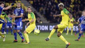 nantes s'impose 1 but à 0 face à Troyes