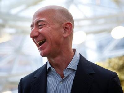 Comment le big boss d'Amazon, Jeff Bezos, gagne 230.000 $ chaque minute ??