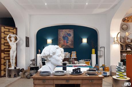 Angulus Ridet Nîmes, boutique décoration design et antiquité