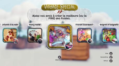Test du jeu Frantics sur PS4