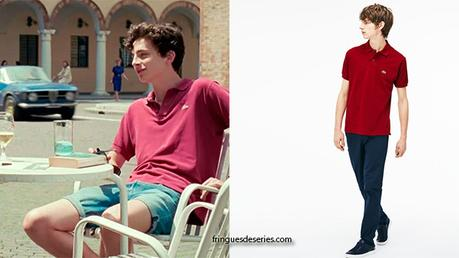 CINÉMA : le style d'Elio dans « Call me by your name »