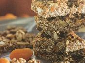 Barre Granola noix sans cuisson