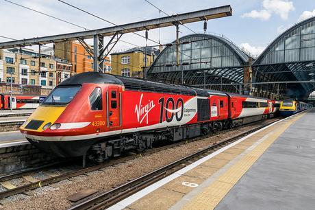 Virgin Trains West Coast Sale 2018
