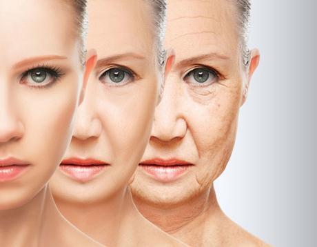 lutter contre le vieillissement, les rides