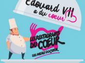ÉDOUARD CŒUR REPAS CHEFS PROFIT RESTOS PARIS mars