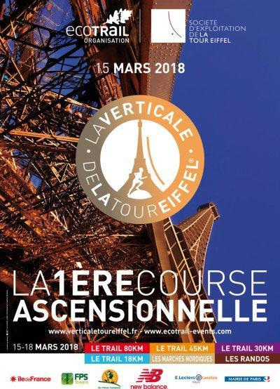 J-1 avant la Verticale de la Tour Eiffel !
