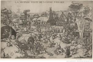 La_kermesse_de_la_Saint-Georges 1559 Gallica brueghel invention