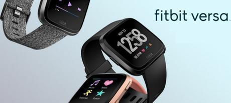 Fitbit dévoile sa nouvelle montre : la Versa.