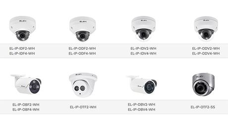 elan surveillance cameras